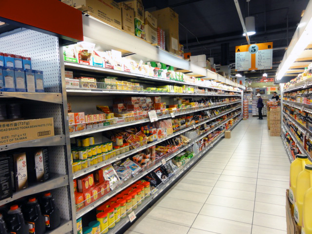Spice of Life in New Pacific Supermarket